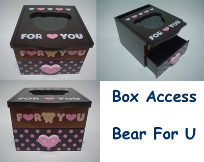 Box Access Bear For U