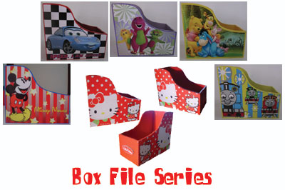 Box File Series
