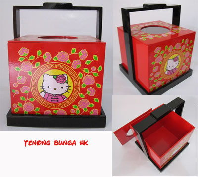 Tenong Kitty Bunga